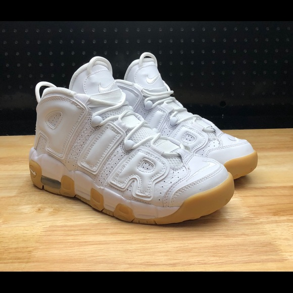 16430d157b Nike Shoes | New Air More Uptempo Gs Scottie Pippen | Poshmark